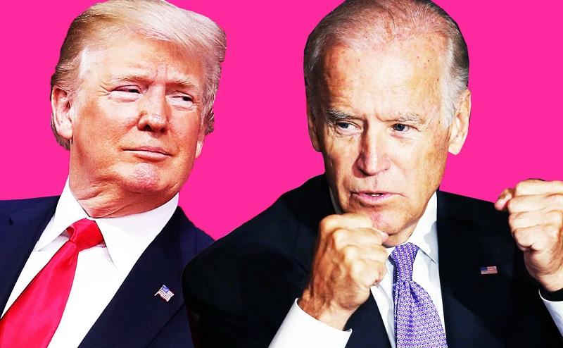 جو بایدن و ترامپ انتخابات آمریکا, جو بایدن و ترامپ