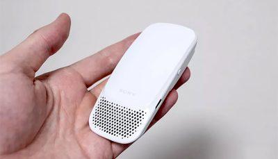 خنککننده پوشیدنی سونی تحمل گرمای طاقت فرسای تابستان را آسانتر میکند Reon Pocket, پد سیلیکونی, سونی