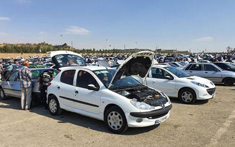 خودروهای ثبتنامی چه زمانی تحویل داده میشوند؟ قیمت خودرو, بازار خودرو, خودروهای داخلی