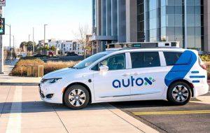 خودروی خودران اتوایکس در کالیفرنیا آزمایش میشود