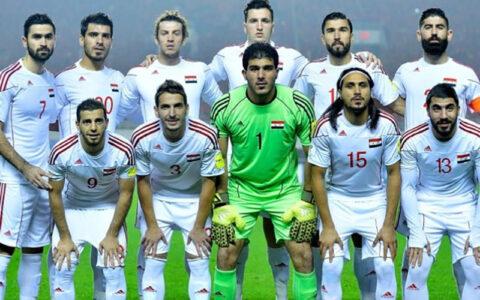 دیدار دوستانه تیم ملی فوتبال ایران و سوریه در تهران تیم ملی ایران, جام جهانی ۲۰۲۲, تیم ملی فوتبال سوریه