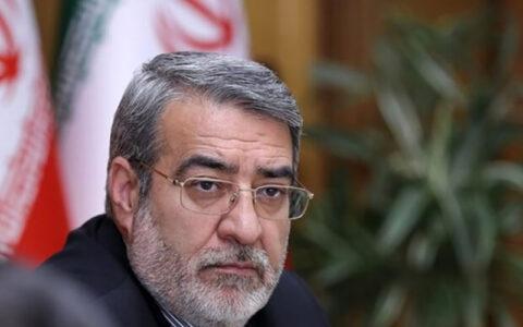 رحمانی فضلی درباره مسائل امنیتی به کمیسیون شوراها گزارش میدهد کمیسیون شوراها, عبدالرضا رحمانی فضلی, امنیت داخلی و اجتماعی