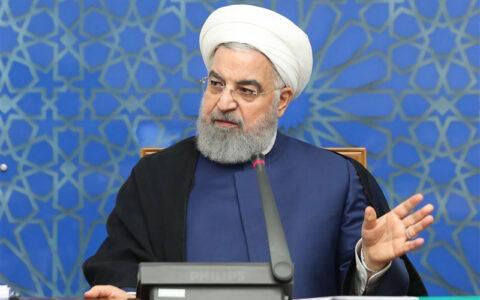 روحانی: آمریکا به برجام ضربه سیاسی بزند اقدام قاطع ایران را خواهد دید/ ممکن است پاییز سختی در انتطار دنیا باشد