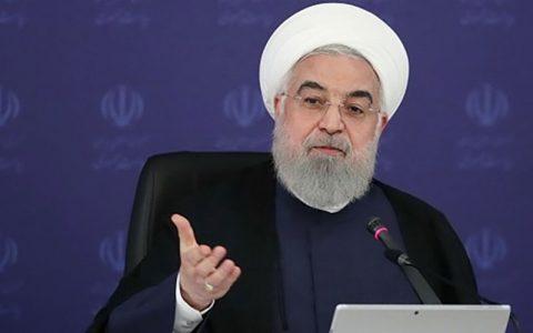روحانی برای افرادی که نکات بهداشتی را رعایت نمیکنند، مجازاتهایی وضع شود هیأت دولت, حسن روحانی