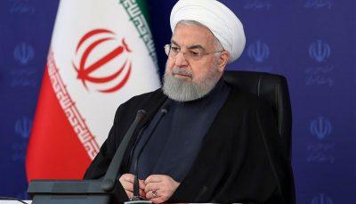 روحانی ۹۹.۹ درصد مردم شهرها از آب بهداشتی برخوردارند وزارت نیرو, هرمزگان, حسن روحانی