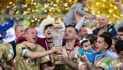 سردار ایرانی در تیم منتخب فصل لیگ فوتبال روسیه