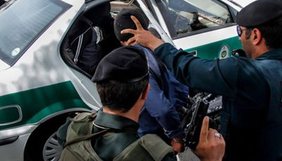 سرقت143هزار یورویی در تهران زورگیری, صدور ویزا, انهدام اعضای باند