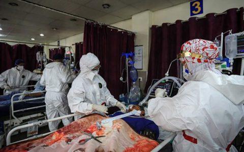 شناسایی 2434 بیمار جدید مبتلا به کرونا/ آمار جان باختگان همچنان سه رقمی