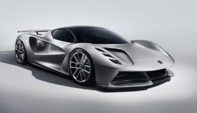 قدرتمندترین خودرو الکتریکی دنیا را بشناسید خودرو برقی, نمایشگاه خودرو, Lotus Evija