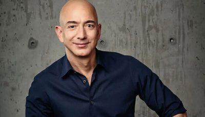 مدیرعامل آمازون در یک روز ۱۳میلیارد دلار بهدست آورد