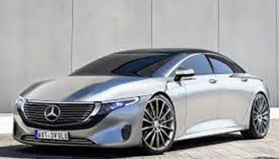 مرسدس بنز EQS دارای ظرفیت پیمایش بیش از ۷۰۰ کیلومتر خواهد بود مرسدس بنزEQS, خودروی مفهومی, خودروی الکتریکی