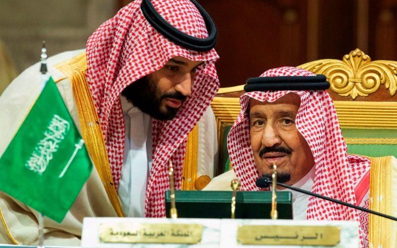 نمایش فصل جدید «بازی تاج و تخت» در دربار سعودی؛ آیا پادشاه مرده است!؟