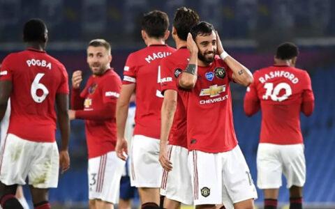منچستریونایتد به رکورد 15 بازی بدون باخت رسید