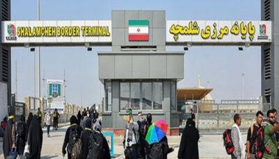 موافقت عراق با بازگشایی محدود مرز سومار و شلمچه