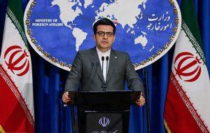هشدار ایران به آمریکا / واکنش سخنگوی وزارت خارجه درباره تهاجم به هواپیمای ایرانی