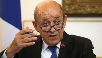 وزیر خارجه فرانسه در دیدار با همتای کویتی درباره ایران چه گفت؟