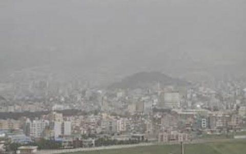 پای ازن همچنان روی گلوی تهران هوای پایتخت, شاخص ازن, کیفیت هوای تهران