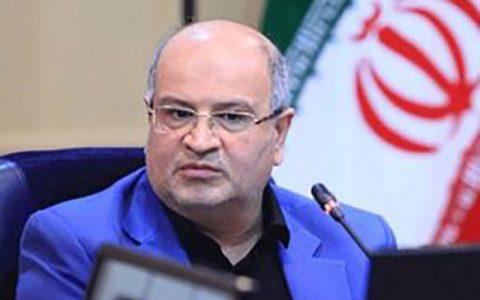 کدام مناطق تهران بالاترین مبتلایان به کرونا را دارد؟ علیرضا زالی, کرونا