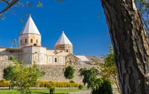 کرونا مجموعه جهانی قره کلیسا در چالدران را تعطیل کرد