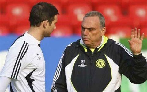 گرانت اگر ۱۲ سال پیش از چهارم شدن چلسی دفاع میکردم، آبراموویچ مرا به سیبری میفرستاد لیگ برتر, آورام گرانت, لیگ قهرمان اروپا