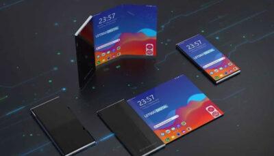 گوشی رول شدنی ال جی احتمالا اوایل 2021 با نمایشگر BOE از راه میرسد