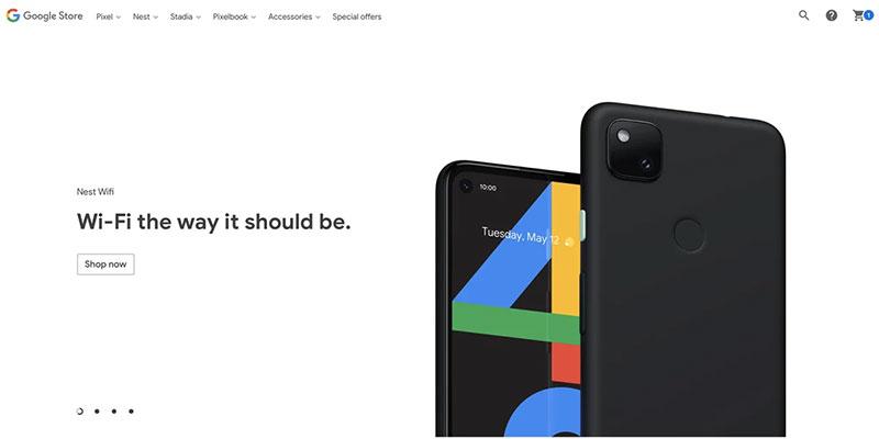 پیکسل 4a گوگل در تصویری رسمی رؤیت شد
