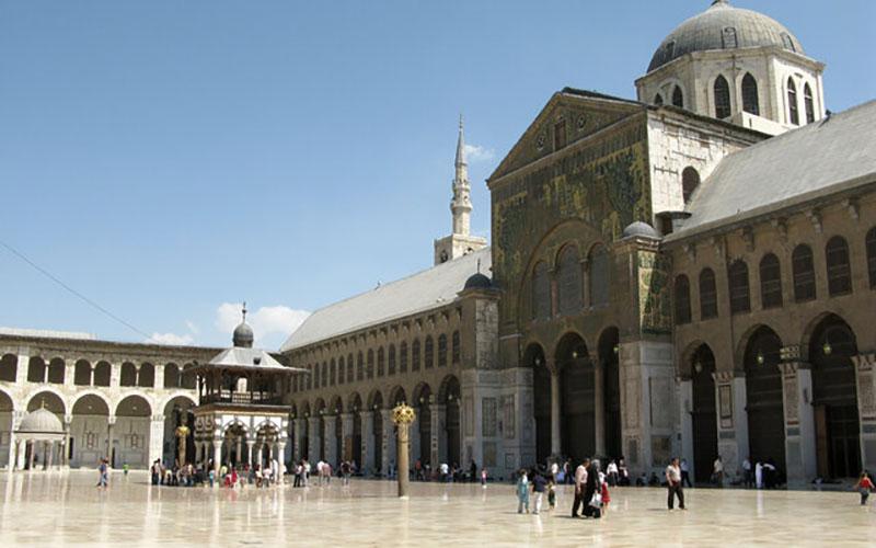 109 2 مساجد, گردهمایی مسلمانان