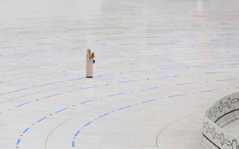 1201 مسجدالحرام, حج, زائران
