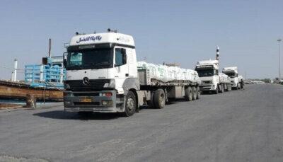 مرز تجاری شلمچه پس از چهار ماه بازگشایی شد