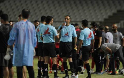 اسامی داوران هفته بیستونهم لیگ دسته اول فوتبال اعلام شد