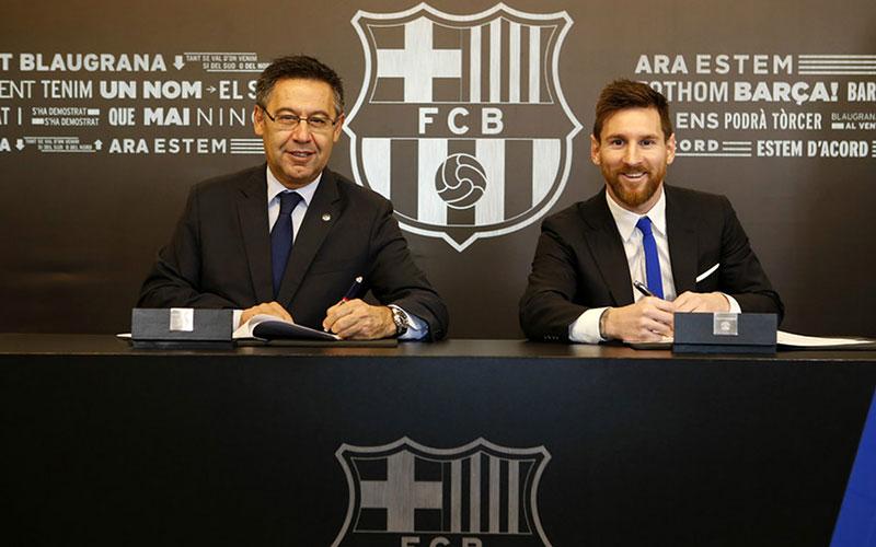 2000 1 لیونل مسی, بارسا, باشگاه کاتالان
