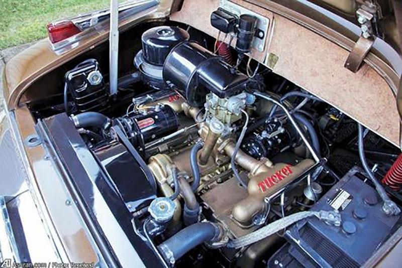 تاکر 48؛ از خودروی تولید محدود خاص تا رویای ناکام یک مهندس آینده نگر! /تصاویر