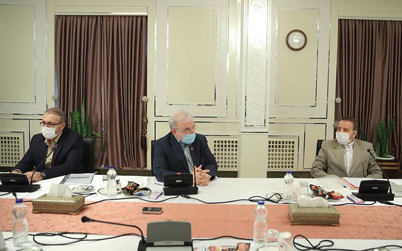 850 محدودیتهای جدید, ستاد ملی مبارزه با کرونا, حسن روحانی