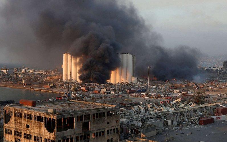 انفجار بیروت 2 انفجار لبنان, انفجار بیروت