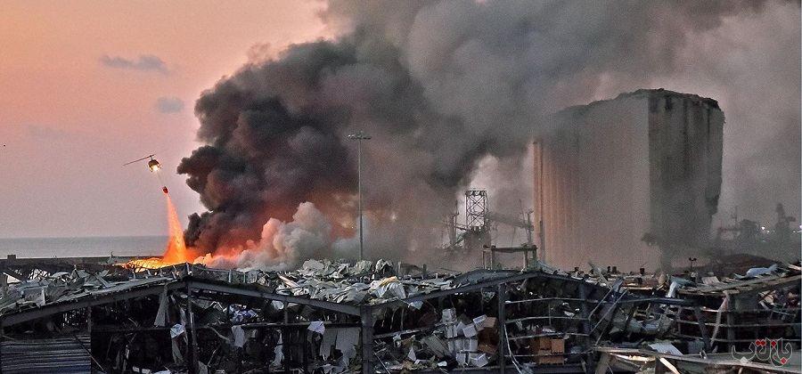 انفجار بیروت3 انفجار لبنان, انفجار بیروت
