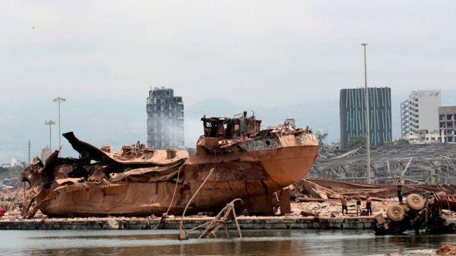 خدمه و ناخدای کشتی در ترکیه به دلایل نامعلومی تغییر پیدا کرد و بعد از توقیف کشتی، هیچ کس سراغ آن را نگرفت