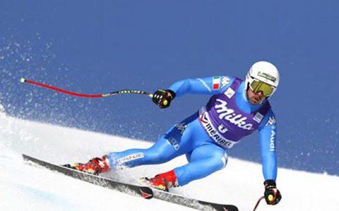 برگزاری کاپهای جهانی اسکی آلپاین در اروپا کاپهای جهانی اسکی آلپاین