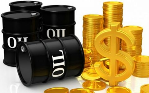 بهای امروز نفت و طلا در بازارهای جهانی نفت برنت, شاخص نفتی, اقتصاد آمریکا