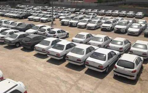 به هیچ عنوان خودروی پلاک نشده نخرید خودروی پلاک نشده