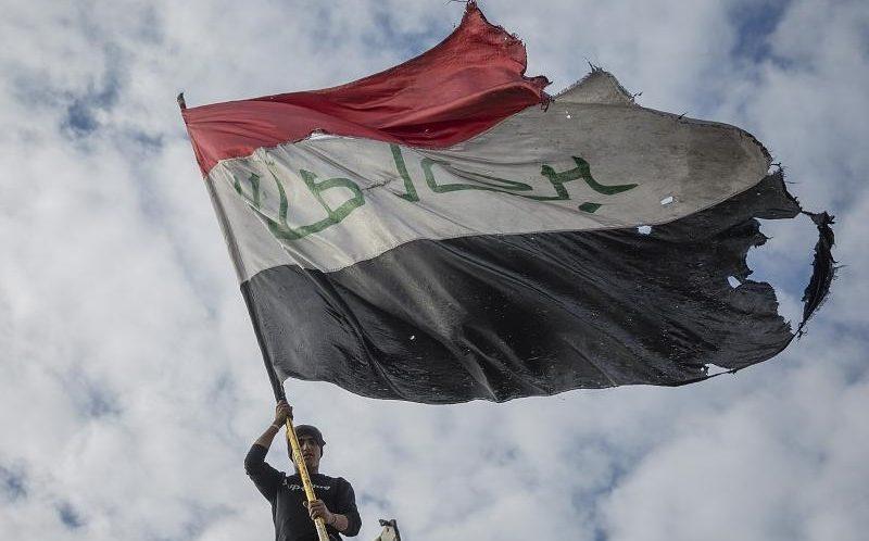 بی ثباتی در عراق امنیت عراق, عراق و آمریکا, مصطفی الکاظمی