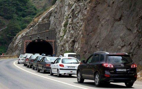 جزییات محدودیت تردد در ۳ جاده شمالی از ظهر امروز جادههای شمالی, پلیس راهور ناجا, بار ترافیکی