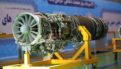 حسرت پاکستانی ها از موتور توربوجت ایرانی پاکستان, موتور توربوجت ایرانی