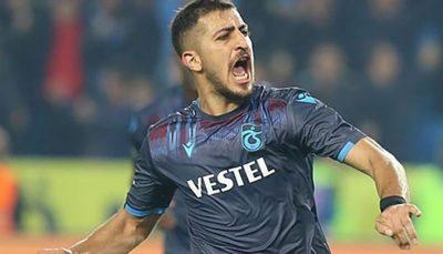 حسینی جزو خشنترین بازیکنان فصل ترابزون اسپور مجید حسینی, سوپر لیگ ترکیه
