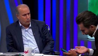 حمله تند تاج به میثاقی و حمایت تلویحی از فردوسیپور/فیلم