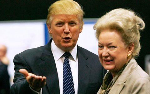 خواهر ترامپ برادرم به هیچ اصولی پایبند نیست ماریان ترامپ, خطرناکترین مرد جهان