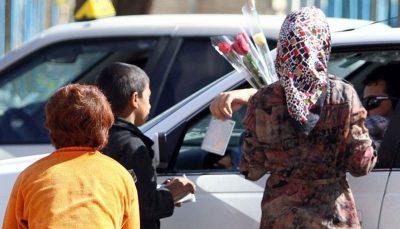 یک کودک کار در مناطق شمالی شهر تهران چقدر است؟