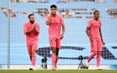 رئال توسط شاگردان گواردیولا حذف شد لیگ قهرمان اروپا, رئال مادرید