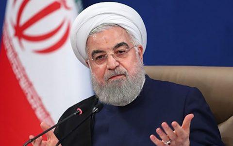 روحانی جمهوری اسلامی در زمینه دفاعی هر چه تولید میکند بر مبنای استراتژی بازدارندگی است حسن روحانی