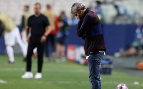ستین فردا رسما از مربیگری در بارسلونا اخراج میشود بارسلونا, ستین, مربیگری