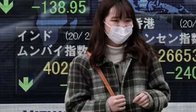 سهام ژاپن با خبر استعفای نخست وزیر شینزو آبه سقوط کرد